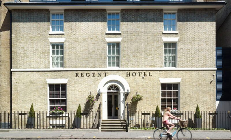 The Regent Hotel in Cambridge